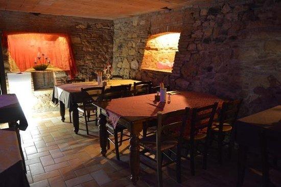 Hotel Due Colonne: Taverna Monte Cristo