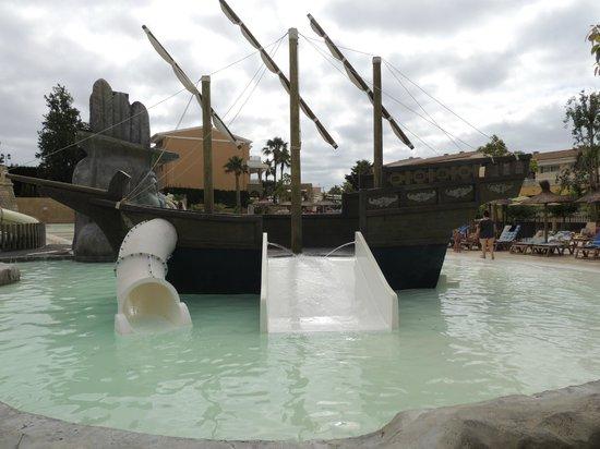 Insotel Cala Mandia Resort: Insi Splash
