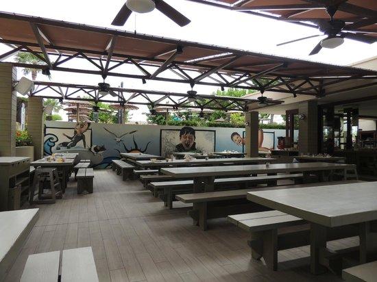 Insotel Cala Mandia Resort & Spa: Surf Bar