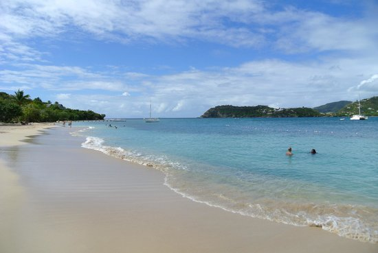 Pigeon Beach: beautiful view