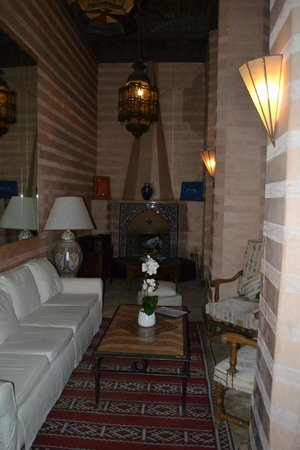 Riad Soundouss : Salon