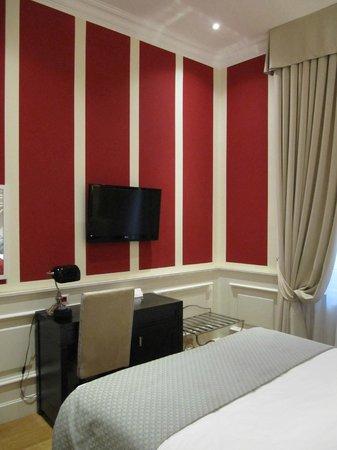 Hotel Bologna : Camera