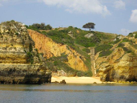 Ponta da Piedade : Причуды природы в нескольких минутах от Лагоша