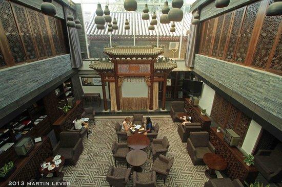 Shichahai Shadow Art Performance Hotel: Shadaw Art Hotel