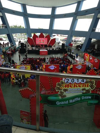Mall of Asia Arena: Зона анимации