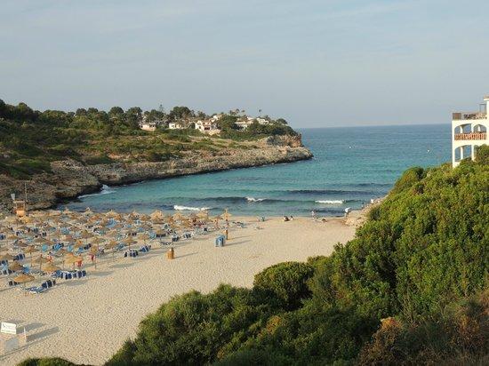 Insotel Cala Mandia Resort & Spa: Plaża