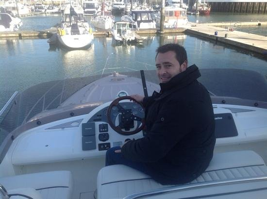 Solent Boat Charters & Training: will def be back again!