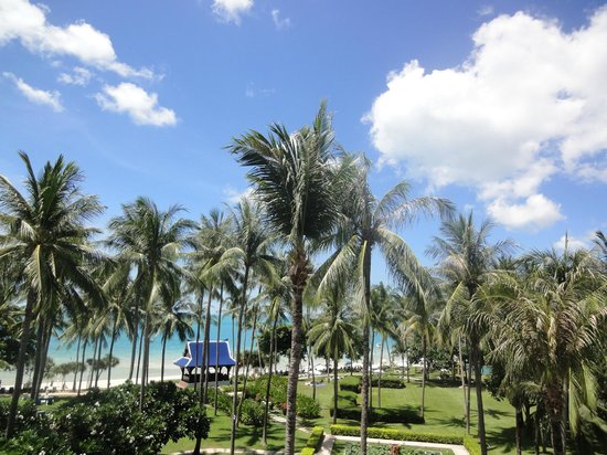 Centara Grand Beach Resort Samui: リゾート