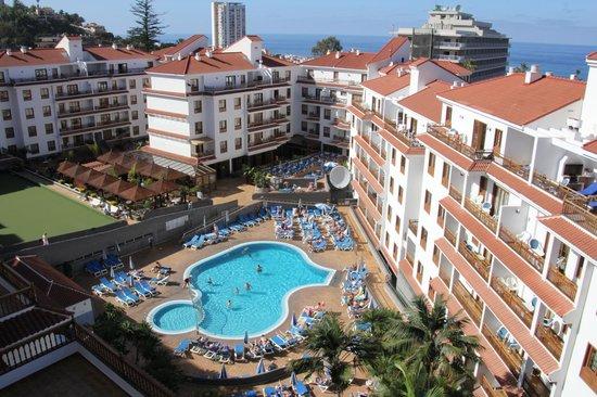 Apartamentos Casablanca: vue intérieure - janv 14