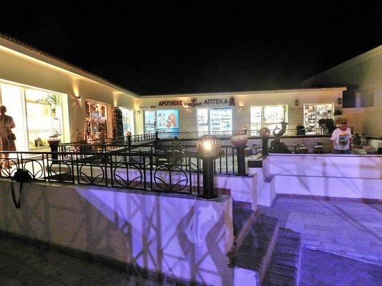 Club Azur Resort : Negozi nell'hotel