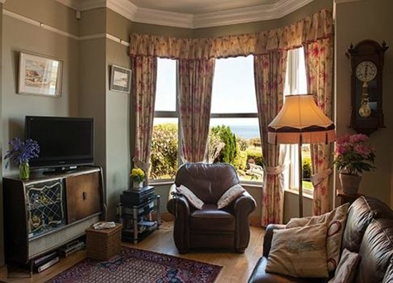 Ardaghmore Bed and Breakfast: Guest Lounge
