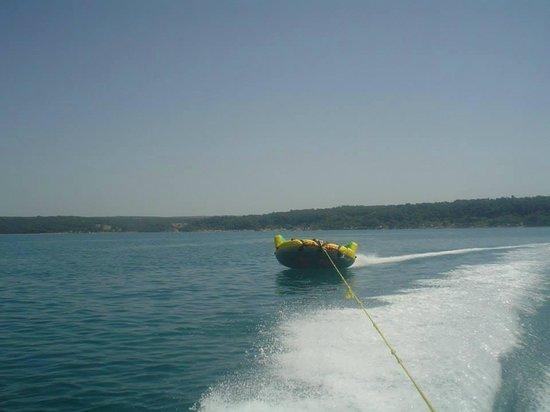 Belistra Water Sports: Crazy ufo