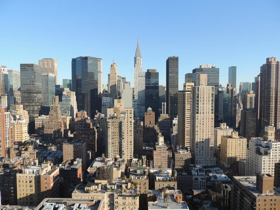 Dumont NYC–an Affinia hotel : Skyline View