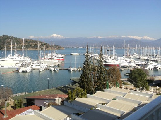 Yacht Classic Hotel: Fethiye körfezi