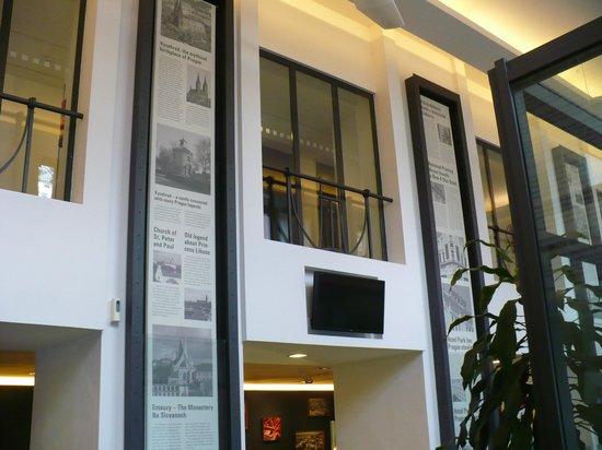 Park Inn Hotel Prague: Hall