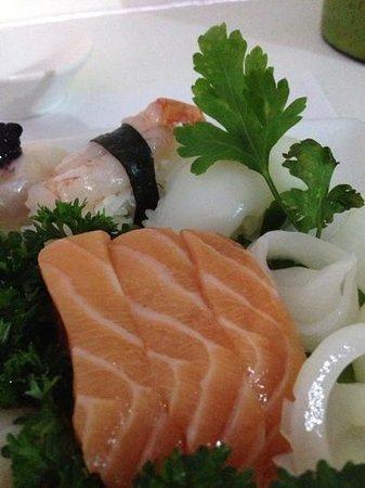 Bianco sushibar: sushi misto