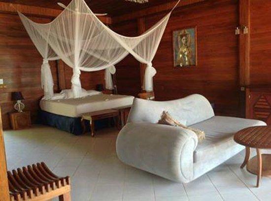 Sangany Lodge: chambre 2