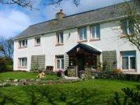 Croesgoch, UK: Torbant Farmhouse
