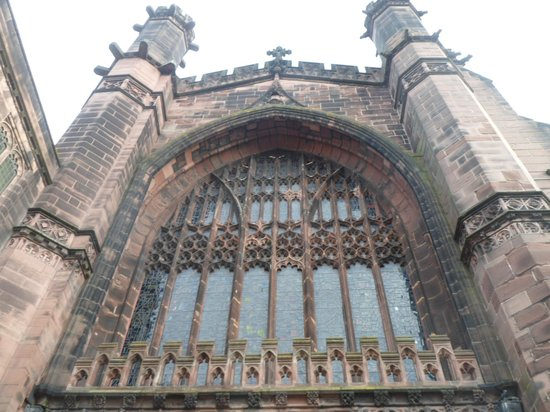 Chester Cathedral: Wow