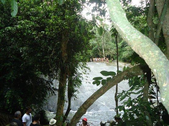 Tobogã Falls: Tobogã