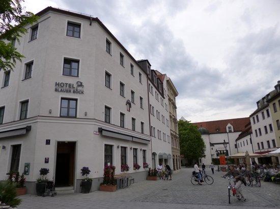 Pension In Munchen Hotel Am Viktualienmarkt