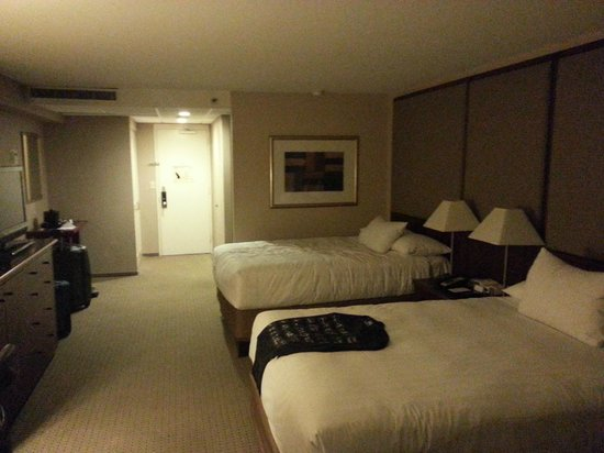 Hyatt Regency San Francisco: La chambre