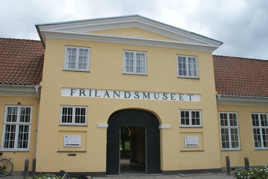 The Open Air Museum: Frilandsmuseet