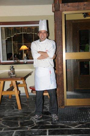 Hotel Waldrast: Der Chef - Lo chef