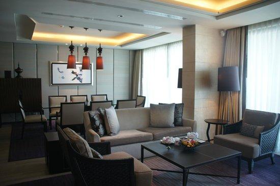 Siam Kempinski Hotel Bangkok: Deluxe Suite