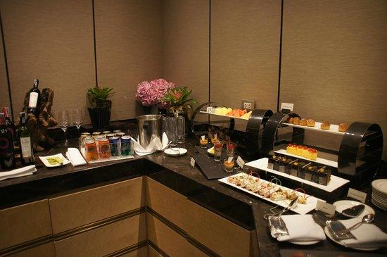 Siam Kempinski Hotel Bangkok : Executive Club