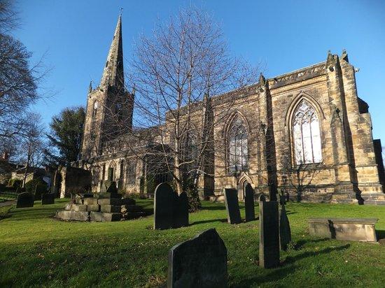 Dronfield, UK: St John the Baptist