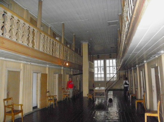 Leprosy Museum : camerata