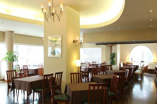Hotel Sunroute Plaza Fukushima: レストラン「パストラル」