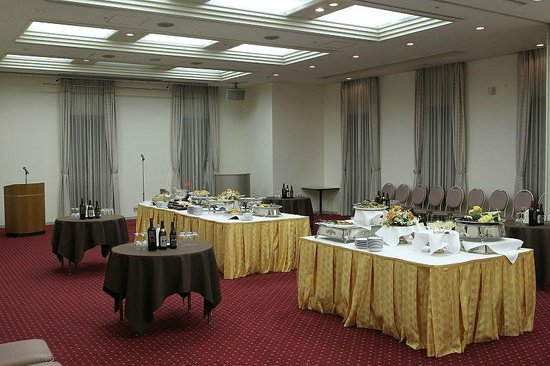 Hotel Sunroute Plaza Fukushima: 【宴会場】立食ブッフェのイメージ