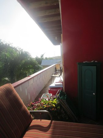 Hillcrest Guest House: View