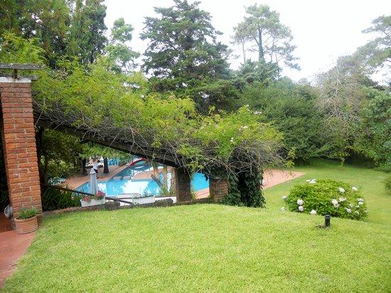 Parque Hotel Saint-Pierre : naturaleza