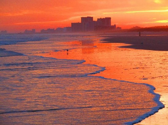 Know site North myrtle beach sunset