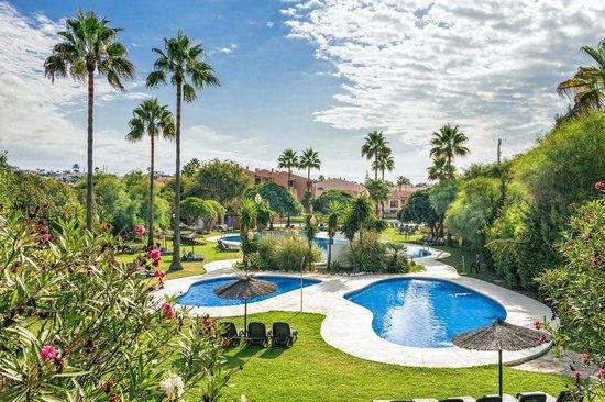 Los Amigos Beach Club: Resort Grounds