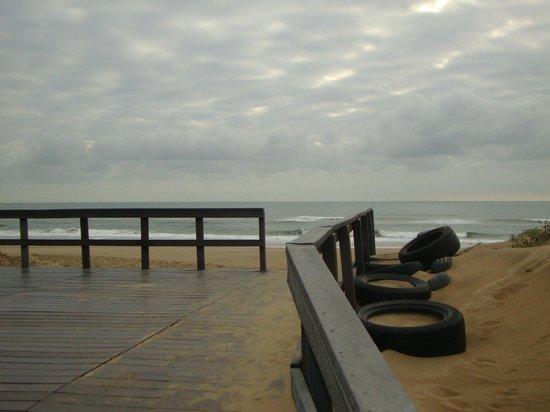Protea Hotel Karridene Beach: Вид на океан