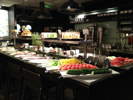 First Hotel Reisen: Colazione 2