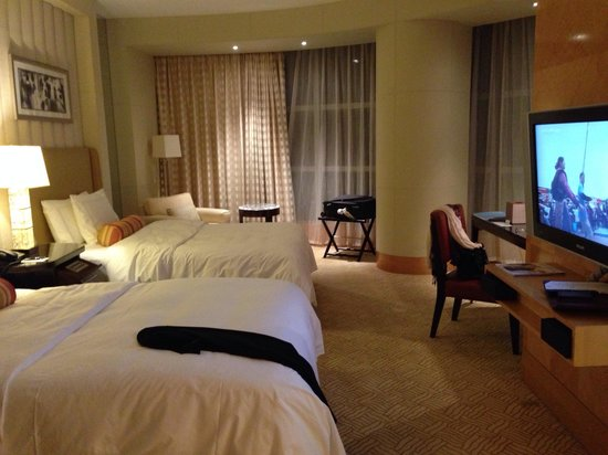 The Ritz-Carlton Beijing, Financial Street: Roomy