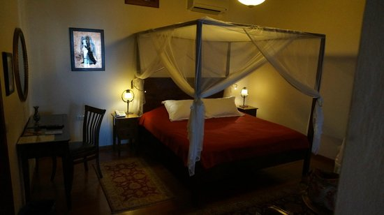 Hotel Villa Turka: Спальня