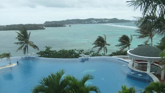 Lingganay Boracay Hotel Resort: Вид из номера 202