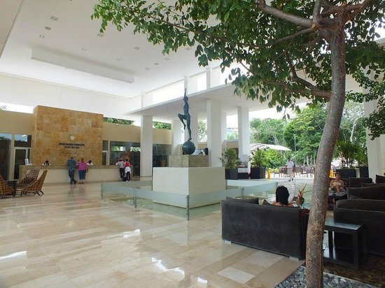 Luxury Bahia Principe Sian Ka'an Don Pablo Collection: Sian Ka'an lobby