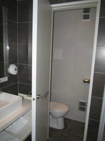 BEST WESTERN Hotel De France by HappyCulture : Toilet