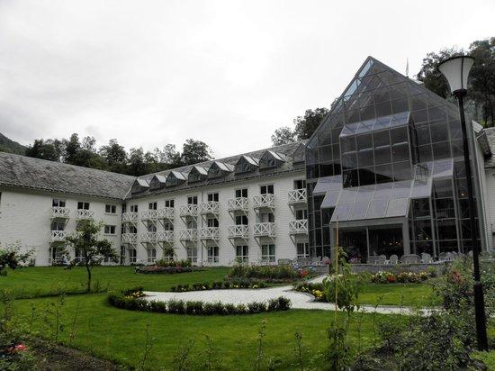 Fretheim Hotel: esterno