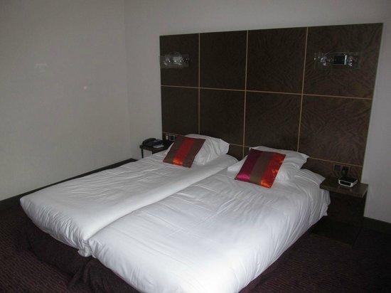Best Western Hotel De France : Beds