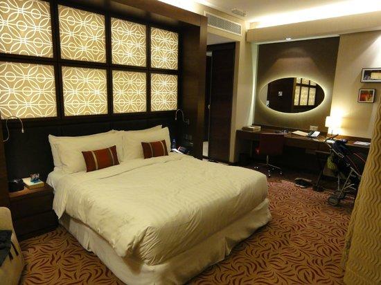Amari Doha Qatar: Bedroom