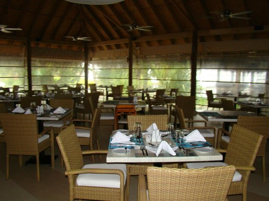 Maafushivaru: Restaurant