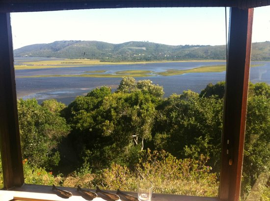 Kanonkop Guest House: View
